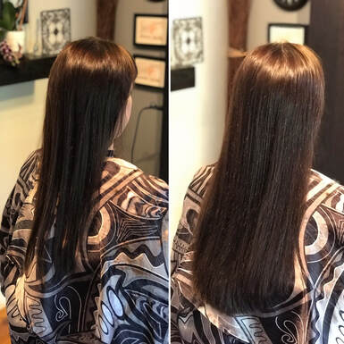 tape extensions portland